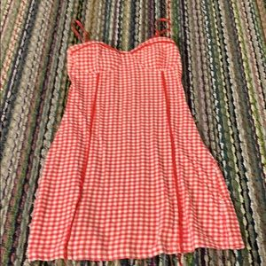 ❤️💝 Love By Design Gingham Mini Dress